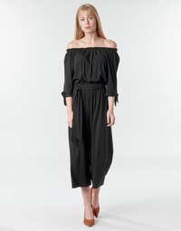 Kleidung Damen Overalls / Latzhosen Lauren Ralph Lauren VANDRIN Schwarz