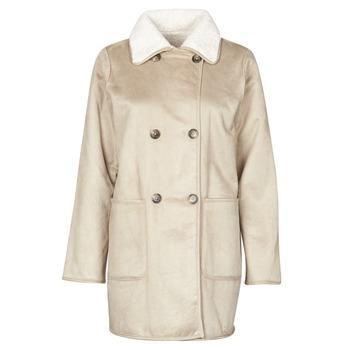 Kleidung Damen Mäntel Lauren Ralph Lauren RVRSBL FXSH-COAT Camel
