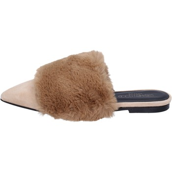 Schuhe Damen Sandalen / Sandaletten Stephen Good sandalen wildleder beige