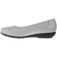 Schuhe Damen Ballerinas Natural Feet Ballerina Johanna Farbe: grau grau