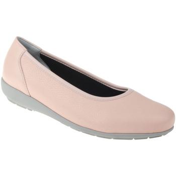 Schuhe Damen Ballerinas Natural Feet Ballerina Johanna Farbe: rosa rosa