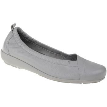 Schuhe Damen Ballerinas Natural Feet Ballerina Polina Farbe: grau grau