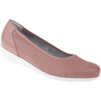 Schuhe Damen Ballerinas Natural Feet Ballerina Annabelle Farbe: rosa rosa