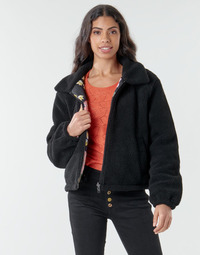 Kleidung Damen Jacken Billabong HIT THE ROAD Schwarz