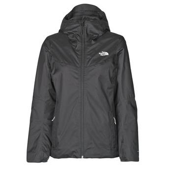 Kleidung Damen Jacken / Blazers The North Face W QUEST INSULATED JACKET Schwarz