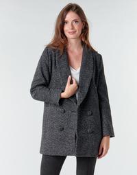 Kleidung Damen Mäntel Le Temps des Cerises DILAN1 Schwarz