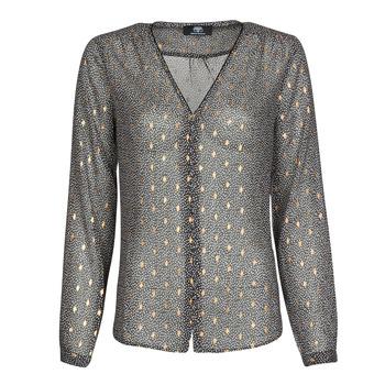 Kleidung Damen Tops / Blusen Le Temps des Cerises OTTA Grau