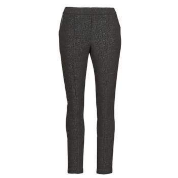Kleidung Damen 5-Pocket-Hosen Le Temps des Cerises BIEBER Schwarz
