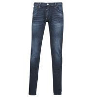Kleidung Herren Slim Fit Jeans Le Temps des Cerises 711 JOGGB Blau