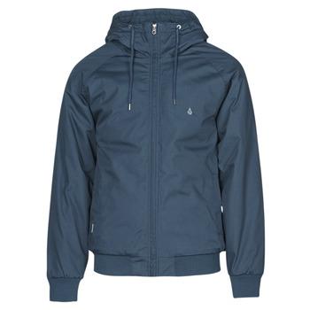 Kleidung Herren Jacken Volcom HERNAN 5K JACKET Blau