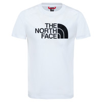 Kleidung Kinder T-Shirts The North Face EASY TEE Weiss