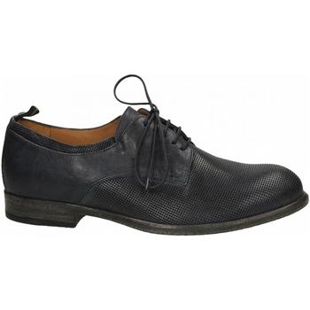 Schuhe Herren Derby-Schuhe Antica Cuoieria OYSTER STAMPATO abisso