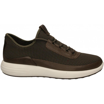 Schuhe Herren Sneaker Low Ecco SOFT 7 RUNNER M dark-clay
