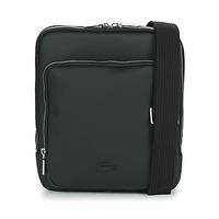 Taschen Herren Geldtasche / Handtasche Lacoste MEN'S CLASSIC CROSSOVER BAG Schwarz