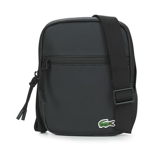 Taschen Herren Geldtasche / Handtasche Lacoste LCST SMALL Schwarz