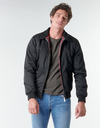 Kleidung Herren Jacken Harrington SINATRA Schwarz