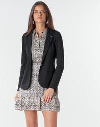 Kleidung Damen Jacken / Blazers Les Petites Bombes ANNE Schwarz