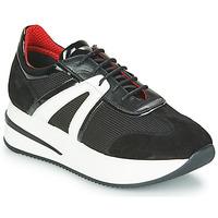 Schuhe Damen Sneaker Low Tosca Blu SF2031S604-C99 Schwarz
