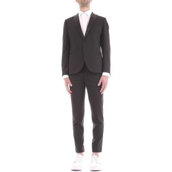 Kleidung Herren Anzüge Mulish YAMAHA-AB213 schwarz