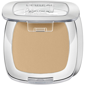 Beauty Damen Blush & Puder L'oréal Accord Parfait Polvo Fundente 3d/3w-golden Beige 9 Gr 9 g
