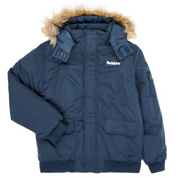 Kleidung Jungen Jacken Redskins JKT-480400 Marine
