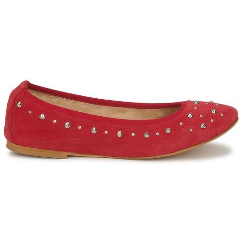 Meline LUSON Rot 64,96  Schuhe Ballerinas Damen 64,96 Rot 1b4865