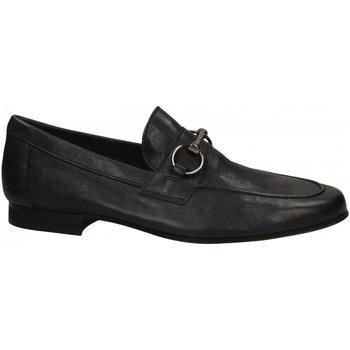 Schuhe Herren Slipper Antica Cuoieria VITALY blue