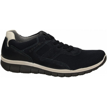 Schuhe Herren Sneaker Low IgI&CO UBN 51212 blu