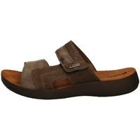 Schuhe Herren Pantoffel Inblu GA 39 BROWN