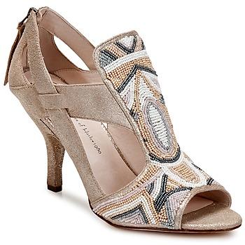 Schuhe Damen Sandalen / Sandaletten House of Harlow 1960 MADDGE Perlmut