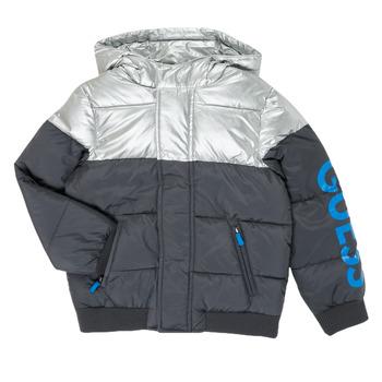 Kleidung Jungen Daunenjacken Guess N0YL00-W7S10-PHTM Grau
