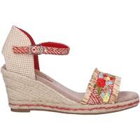 Schuhe Damen Sandalen / Sandaletten Refresh 72246 Rojo