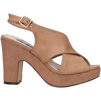 Schuhe Damen Sandalen / Sandaletten Refresh 69753 Beige