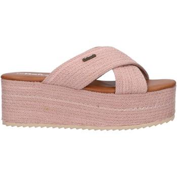 Schuhe Damen Sandalen / Sandaletten Refresh 69629 Beige