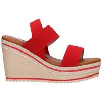 Schuhe Damen Sandalen / Sandaletten Refresh 69619 Rojo