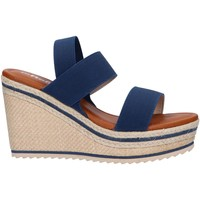 Schuhe Damen Sandalen / Sandaletten Refresh 69619 Azul
