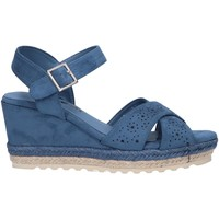 Schuhe Damen Sandalen / Sandaletten Refresh 69484 Azul
