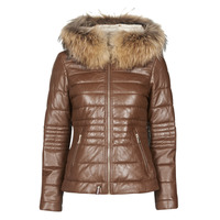 Kleidung Damen Daunenjacken Oakwood JELLY Cognac
