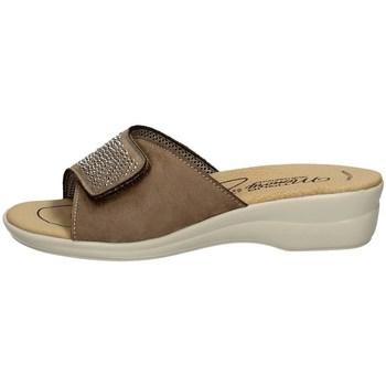 Schuhe Damen Pantoffel Tiglio 2337 BEIGE