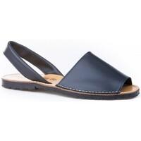 Schuhe Damen Sandalen / Sandaletten Avarca Cayetano Ortuño  Bleu