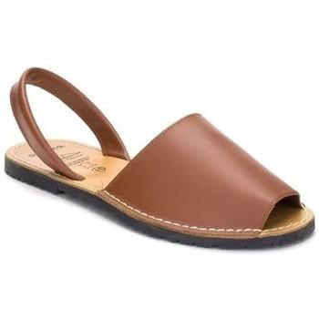 Schuhe Damen Sandalen / Sandaletten Avarca Cayetano Ortuño  Marron