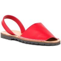 Schuhe Damen Sandalen / Sandaletten Avarca Cayetano Ortuño  Rouge