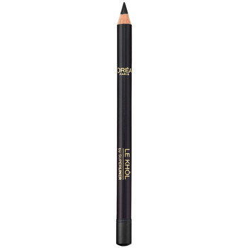 Beauty Damen Kajalstift L'oréal Le Khol Superliner 101-midnight Black 3 g