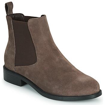 Schuhe Damen Boots Spot on  Braun