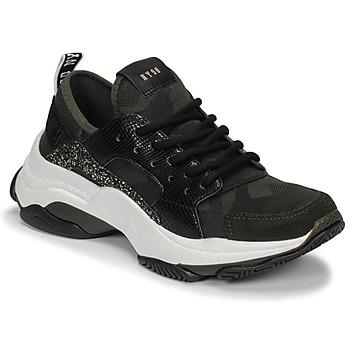 Schuhe Damen Sneaker Low Steve Madden AJAX Kaki