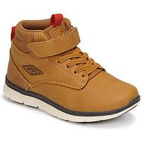 Schuhe Jungen Sneaker High Umbro JAGGY VLC Braun