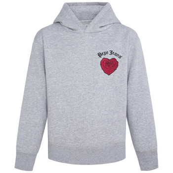 Kleidung Mädchen Sweatshirts Pepe jeans NONI Grau