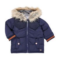 Kleidung Jungen Parkas Absorba 9R42062-04-B Marine