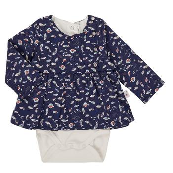 Kleidung Mädchen Tops / Blusen Absorba 9R60002-04-C Marine