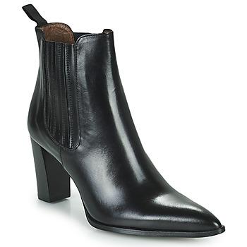 Schuhe Damen Low Boots Muratti AMYNA Schwarz
